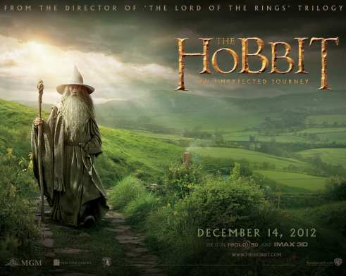 The Hobbit _scifidrive