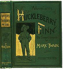 220px-Huckleberry_Finn_book